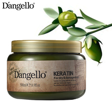D'angello professional keratin with deep nourishing repair and strengthen hair roots,restore vitality,wholesale/OEM