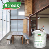 3TREES Ultra-clear Transparent PU Furniture Paint Primer Paint