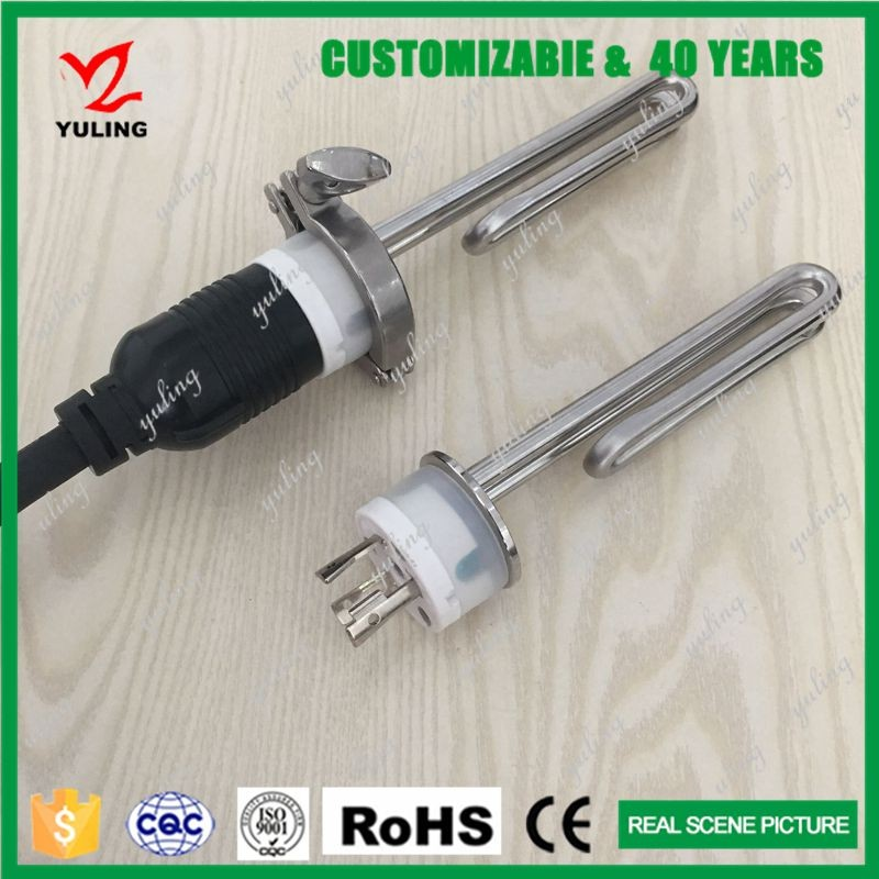 electric wall immersion heater covers