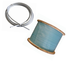 1X7 3.3mm Galvanized Steel Strand For Catenary Wire made in china