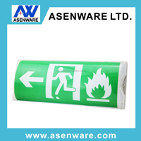 Emergency Light With Exit Sign for Evacuation