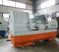 new launched cnc lathe single spindle manual tailstock CJK6150B-2 /1500mm