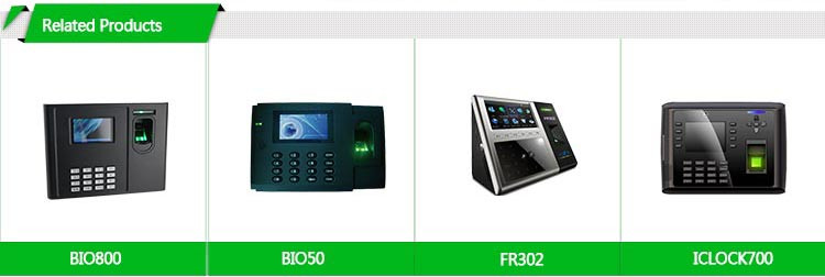 Good Price Mizi Size Fingerprint ID Card Reader Single Entry Gate Access Control(HF-F400)