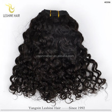 Alibaba Golden Suppliers Unprocessed Natural Original Most Popular hair weave company tight curly
