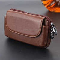 Real leather wallet pocket case bag for iPhone 6 6 plus