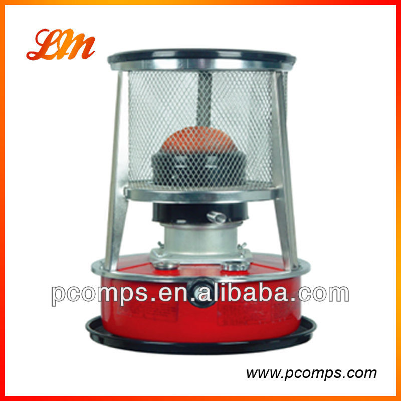 Red Color Corona Kerosene Heater