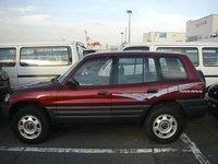 Toyota Rav 4 5DR (LHD) automobile