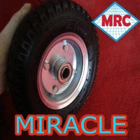 good quality pneumatic rubber wheels 2.50-4