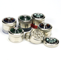JL-402J Wholesaler Handle Diamond Grind Herb Grinder crank