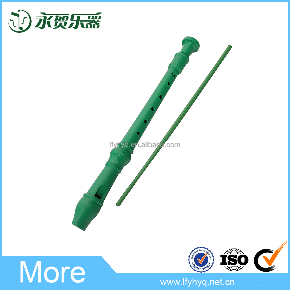 Wholesale products musical plastic flute