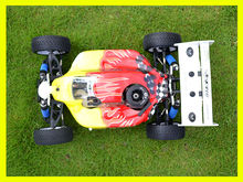 VRX 1:8 RC Model Car 4WD Nitro Buggy, Rc Car with petrol engine, gas powered rc cars