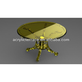 acrylic coffee table/desk furniture of office