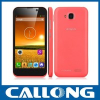 Hot selling ZOPO ZP700 4.7 inch MTK6582 Quad core cellphone Android 4.2 3G smart mobile phone