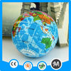 Eco-friendly New Design Globe pu stress ball