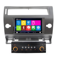 8 inch Car DVD Player GPS Navigation for Citroen C4 2004 2005 2006 2007 2008 2009 2010 2011 with RDS AM FM USB