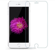 0.33mm thickness mobile phone 9H tempered glass screen protector for iPhone 7 7 Plus