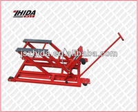 1500lb dirt bike wholesale motorcycle lift /(ATV) lift table with high quality