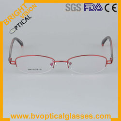 Bright Vision 3006 Mixed wholesale TR90 temples light memory eyewear optical frame