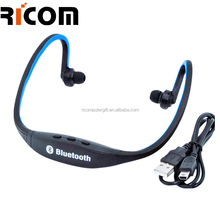 wireless stereo earphone,wireless headset for bicycle helmet,outdoor earphone wireless --BTH-215--Shenzhen Ricom