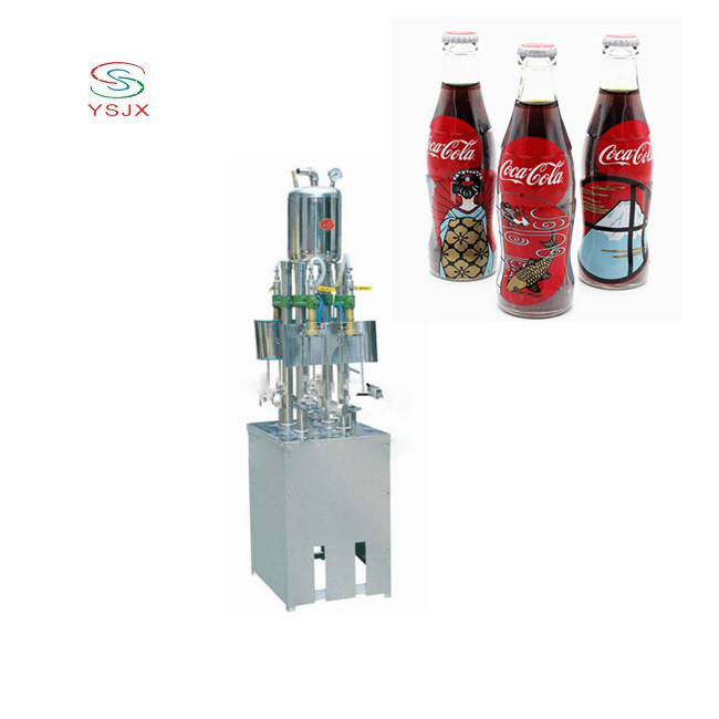 Isobaric beer/soda sparkling water/alcoholic beverage filling machine price