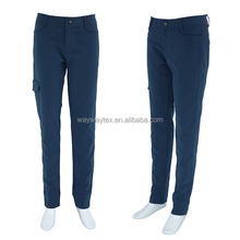 Women's spandex slimmer cutting of ladies trousers, work pants