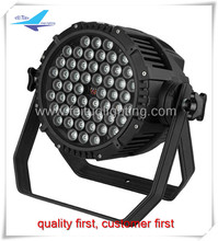 waterproof outdoor par can 54x3 led stage par can ip 65 led par