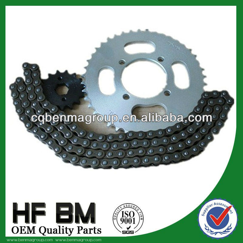 RX115 Sprocket for Motorcycle , Hot Sell 38T Motorcycle Sprocket Set for Transmissions in India ,Motorcycle chain and Sprocket