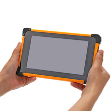 7.0 Inch android tablet fingerprint pda barcode scanner ITAB-01
