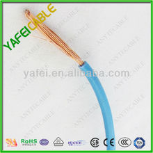 single core cable 24v dc