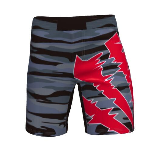 training shorts BJJ shorts MMA No-GI fight shorts