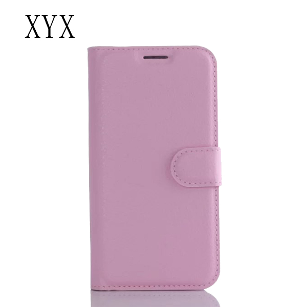 competitive price super quality litchi design flip style for Doogee X6 case cover