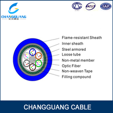 mgtsv Stranded Loose Tube Mining Flame-retardant Optic fiber kabel