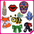 Charming Cartoon figure patch embroidery patch for children clothing