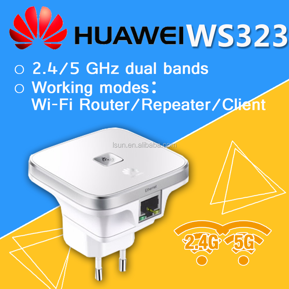 Wifi booster, Huawei ws323 outdoor wifi signal amplifier booster