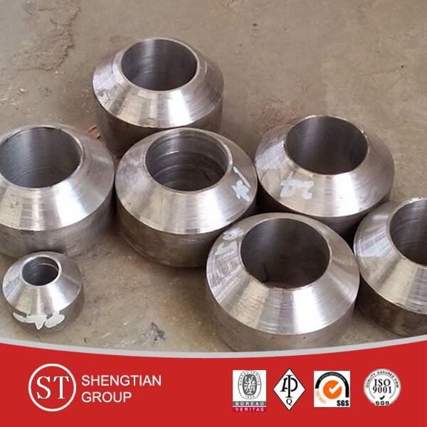 High Pressure forged pipe fitting 3000psi Butt Welding carbon Steel weldolet