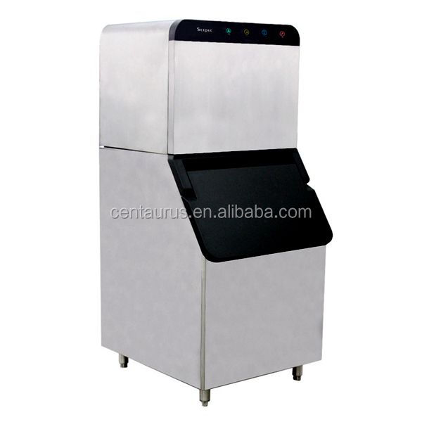 Stainless steel high capacity countertop ice maker with best price