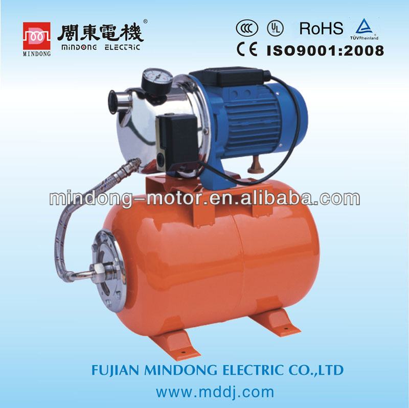Automatic control system water pump for Russia
