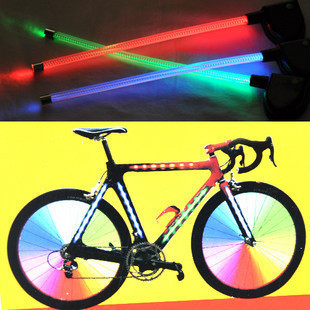 LED Bicycle Wheel Light For Bicycle Riding Night Warning Light decorative lamp