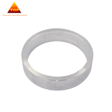 Metal CNC Machined Precision Cobalt-Based Alloy Stellite Bushing Sleeve Ring