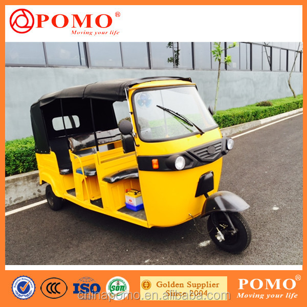 Popular China Manufacturer Electric Gasoline CNG Bajaj 3 Wheeler Spare Parts