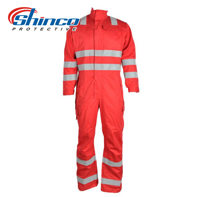NFPA 2112 wholesale fire retardant clothing