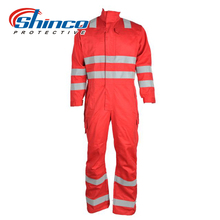 NFPA 2112 wholesale used fire retardant clothing