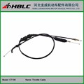 motorcycle spare parts control cables for bajaj