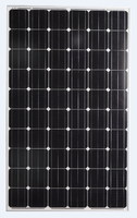 156*156 cells and easy install mono and poly different home solar modules
