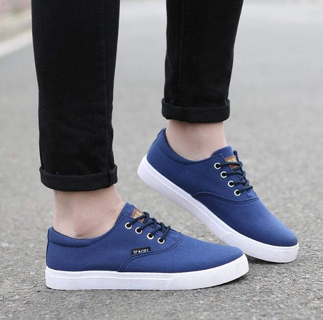 zm50425a 2017 bulk stock new arrivals canvas shoes men casual shoes