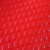 new product red color round button rubber mat