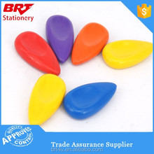 High quality Stone shaped non-toxic plastic crayon