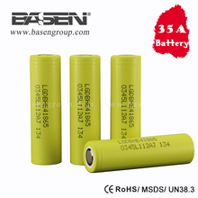 18650 ltihium battery HE4 18650 2500mah battery cell for LG Chem 3.7V