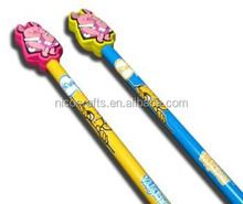 Cute Custom Cartoon Character Pencil Topper