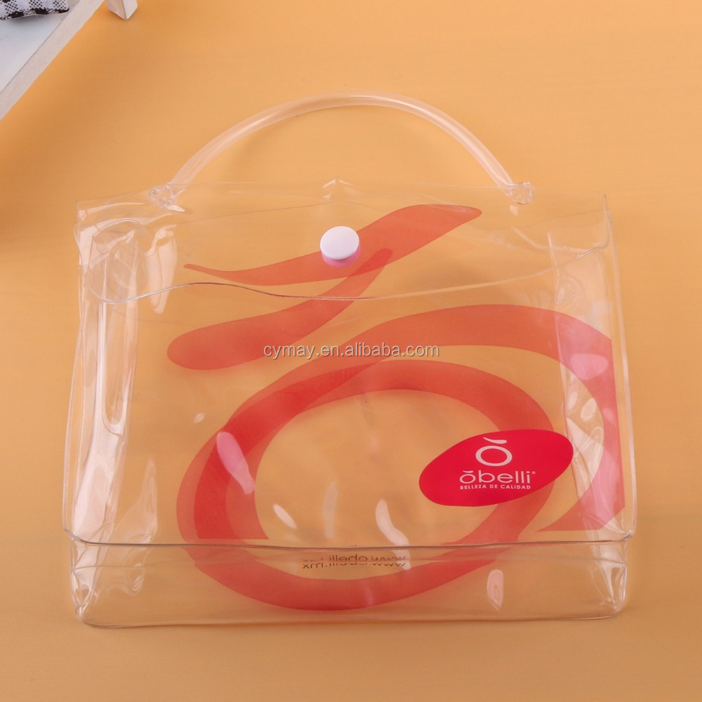 wholesale professional makeup low cost clear pvc cosmetic bag for travel